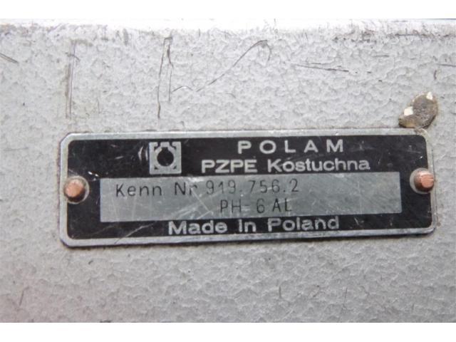 Polam PZPE Kostuchna Pneumatische Presse PH 6 AL - 6