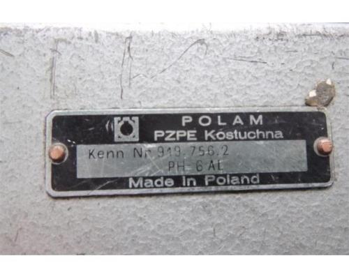 Polam PZPE Kostuchna Pneumatische Presse PH 6 AL - Bild 6