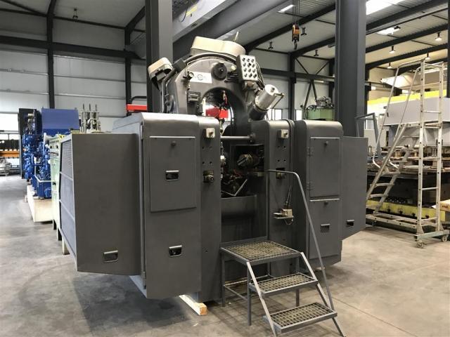 GNUTTI Transfermaschine FMO-11S-125 RGH - 1