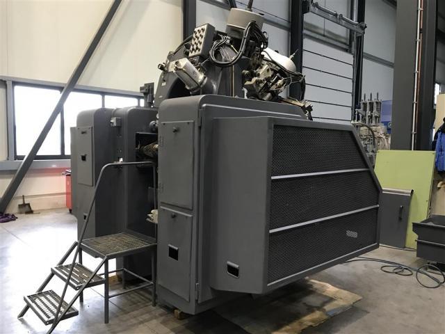 GNUTTI Transfermaschine FMO-11S-125 RGH - 2