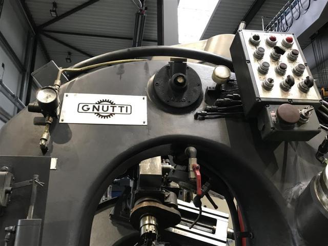 GNUTTI Transfermaschine FMO-11S-125 RGH - 5