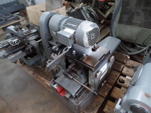 Putsch Schärfmaschine - 4