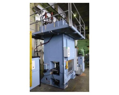 Edelhoff hydraulische Doppelständer (zieh) presse HZP 160 - Bild 2