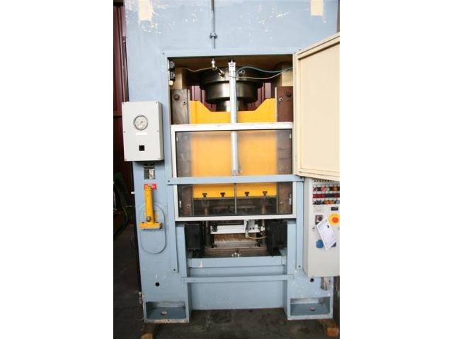 Edelhoff hydraulische Doppelständer (zieh) presse HZP 160 - 3