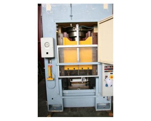 Edelhoff hydraulische Doppelständer (zieh) presse HZP 160 - Bild 3