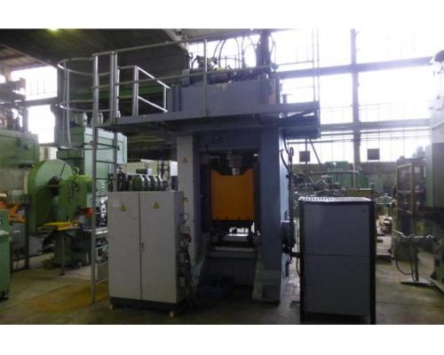 Edelhoff hydraulische Doppelständer (zieh) presse HZP 160 - Bild 5