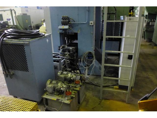 Edelhoff hydraulische Doppelständer (zieh) presse HZP 160 - 6