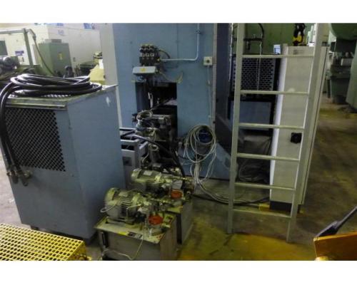Edelhoff hydraulische Doppelständer (zieh) presse HZP 160 - Bild 6