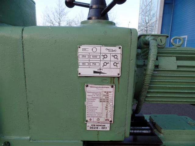 WMW Hinterdrehmaschine EB 40-300 - 6