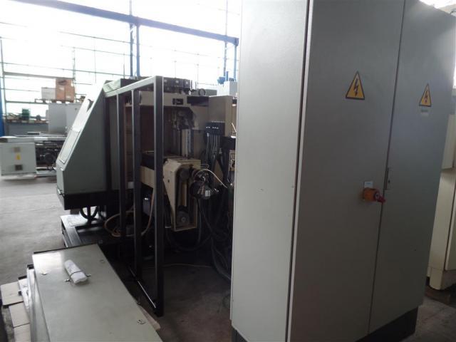 VEB Ruhla Bearbeitungszentrum - Horizontal CPW 251 - 4-Achsen - 2