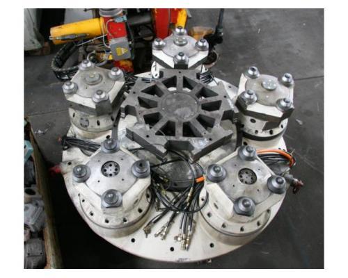 Werkzeugmaschinenfabrik Vogtland Rundtisch - Universal WV-RTMT 1800 - Bild 1