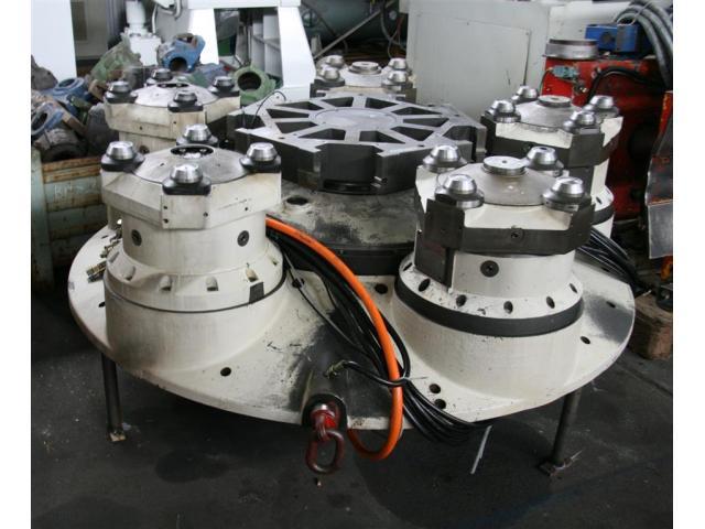 Werkzeugmaschinenfabrik Vogtland Rundtisch - Universal WV-RTMT 1800 - 2
