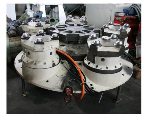 Werkzeugmaschinenfabrik Vogtland Rundtisch - Universal WV-RTMT 1800 - Bild 2