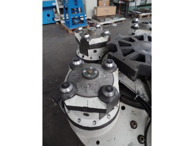Werkzeugmaschinenfabrik Vogtland Rundtisch - Universal WV-RTMT 1800 - 3