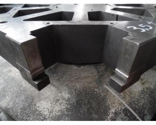 Werkzeugmaschinenfabrik Vogtland Rundtisch - Universal WV-RTMT 1800 - Bild 5