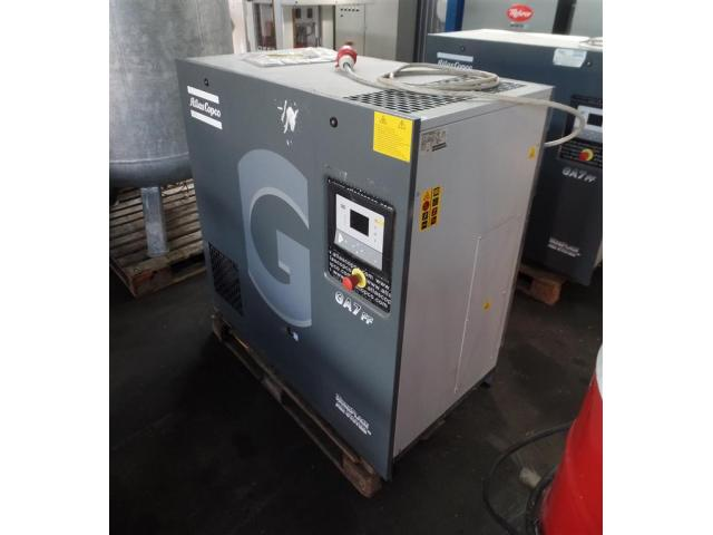 Atlas Copco Schraubenkompressor GA7 FF - 1