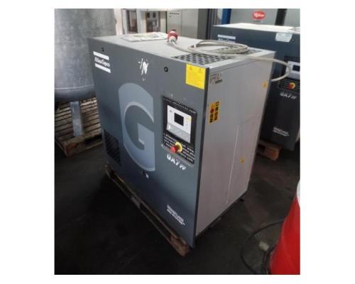 Atlas Copco Schraubenkompressor GA7 FF - Bild 1