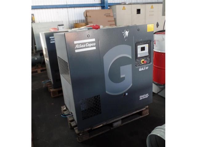 Atlas Copco Schraubenkompressor GA7 FF - 2