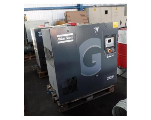 Atlas Copco Schraubenkompressor GA7 FF - Bild 2