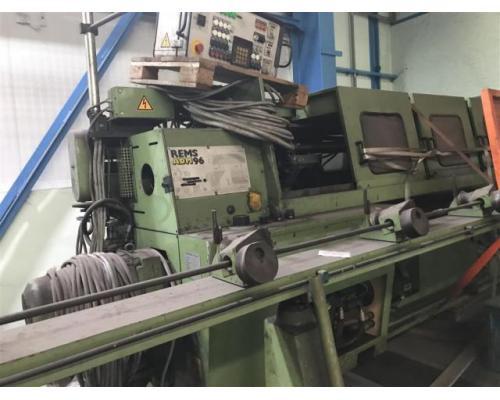 Rems Werk Abläng- und Zentriermaschine ADM 96 - Bild 1