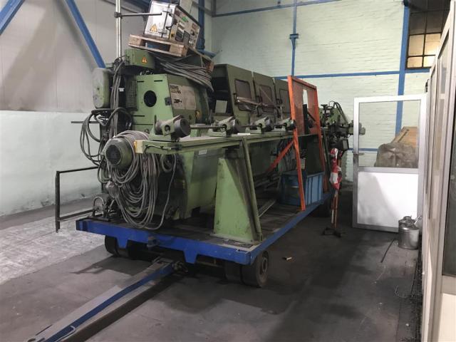 Rems Werk Abläng- und Zentriermaschine ADM 96 - 2