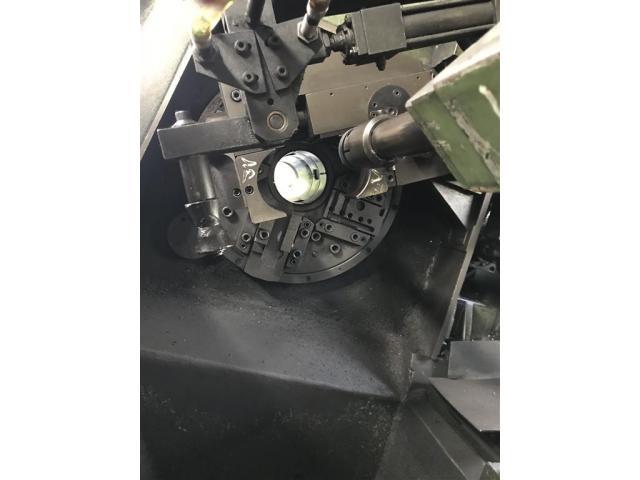 Rems Werk Abläng- und Zentriermaschine ADM 96 - 4