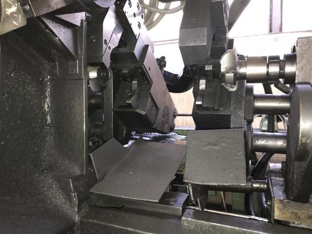 Rems Werk Abläng- und Zentriermaschine ADM 96 - 6