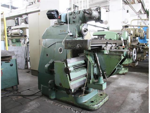 SHW Fräsmaschine - Universal UF-2 - 2