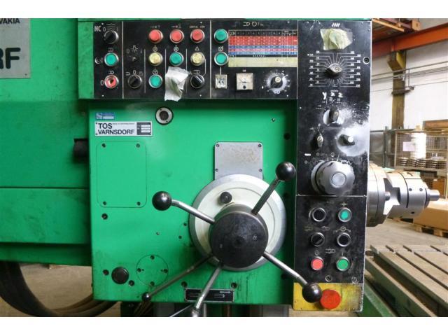 TOS Tischbohrwerk WH 10 NV - 3