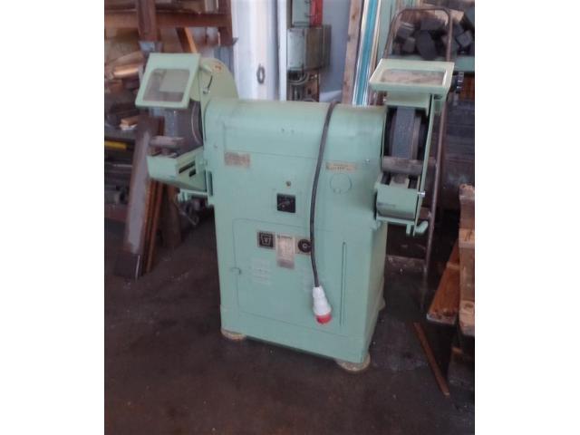 GISAG Doppelschleifbock SE2x400/1 - 1