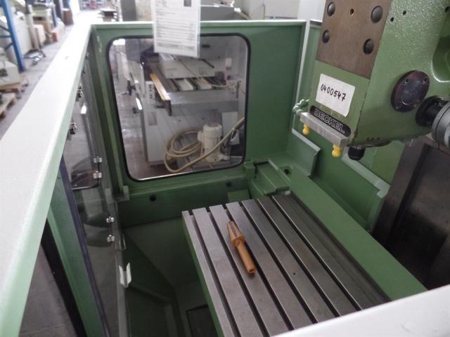 Deckel Fräsmaschine - Universal FP 2A - 3