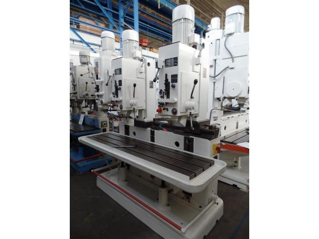 WMW Saalfeld Reihenbohrmaschine BKR 3x25 - 1