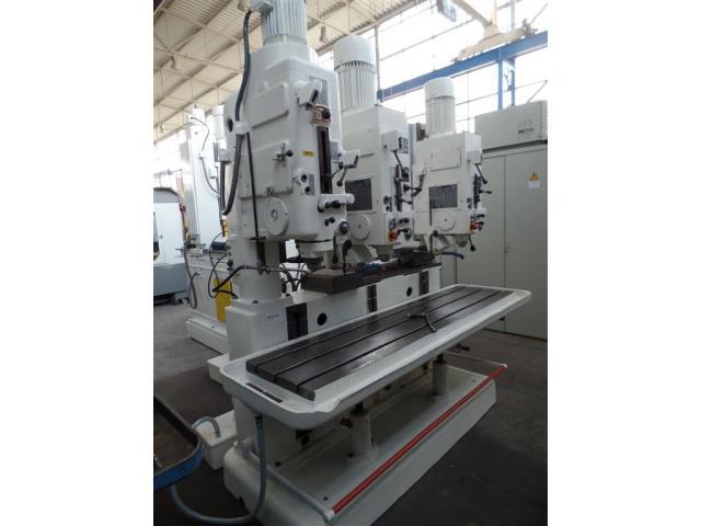 WMW Saalfeld Reihenbohrmaschine BKR 3x25 - 2