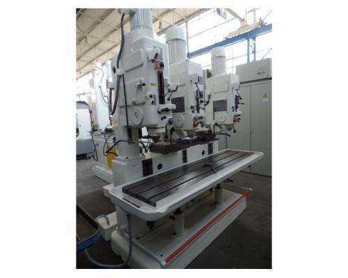 WMW Saalfeld Reihenbohrmaschine BKR 3x25 - Bild 2