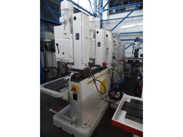 WMW Saalfeld Reihenbohrmaschine BKR 3x25 - 3