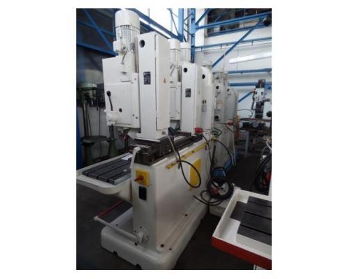 WMW Saalfeld Reihenbohrmaschine BKR 3x25 - Bild 3