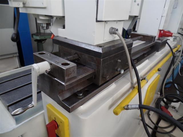 WMW Saalfeld Reihenbohrmaschine BKR 3x25 - 4
