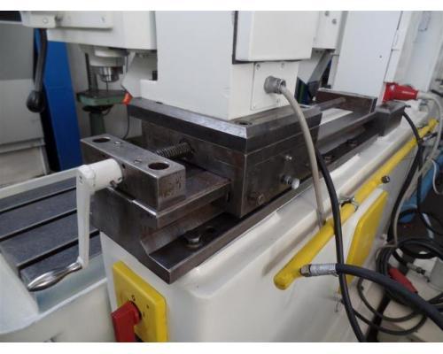WMW Saalfeld Reihenbohrmaschine BKR 3x25 - Bild 4
