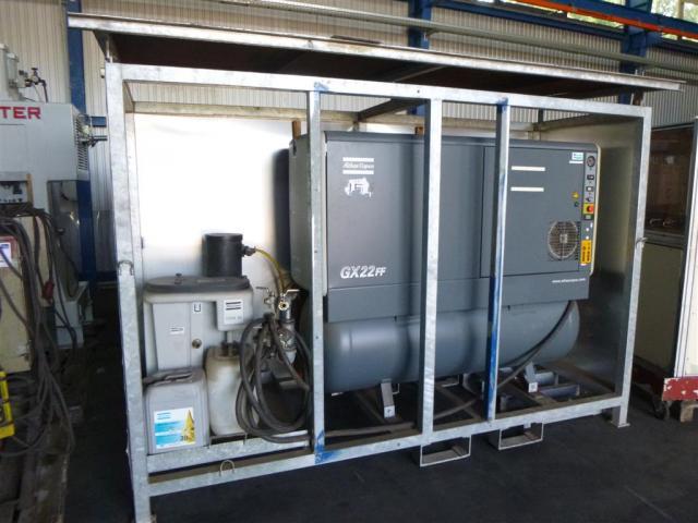 Atlas Copco Schraubenkompressor GX22FF - 2