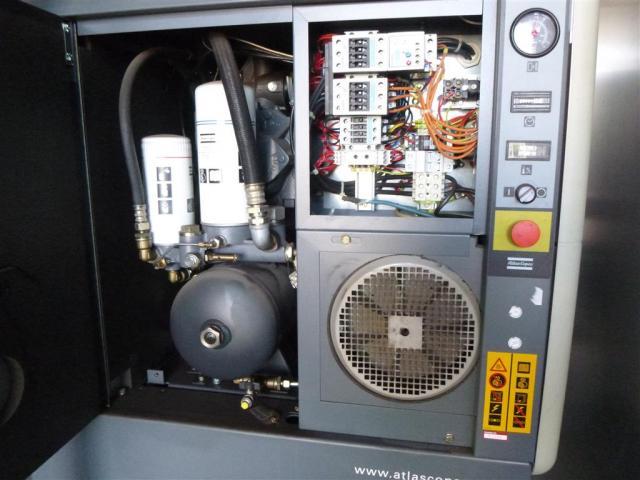 Atlas Copco Schraubenkompressor GX22FF - 5