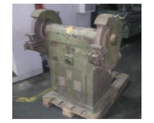 LES Leipziger Eisen- und Stahlwerke  Doppelschleifbock SE400 - Bild 1