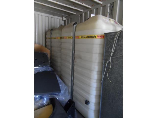 Rotex Variosafe Tanks VSF 1500 - 1