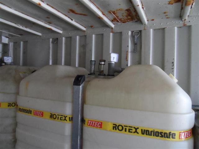 Rotex Variosafe Tanks VSF 1500 - 3