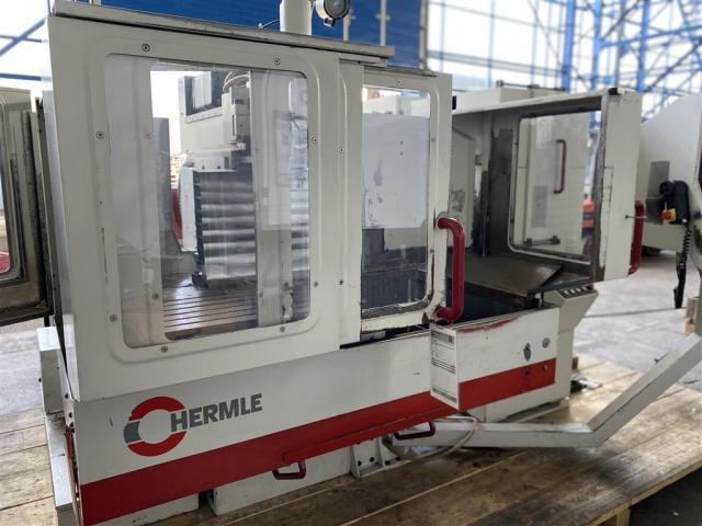 Hermle Fräsmaschine - Universal UWF 851 H - 1