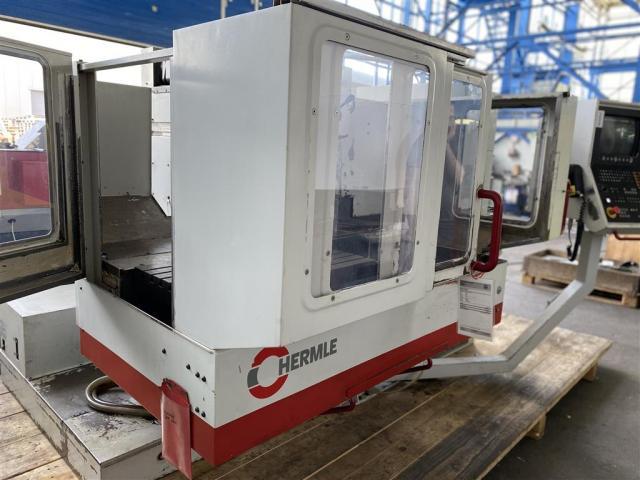 Hermle Fräsmaschine - Universal UWF 851 H - 2