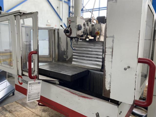 Hermle Fräsmaschine - Universal UWF 851 H - 3