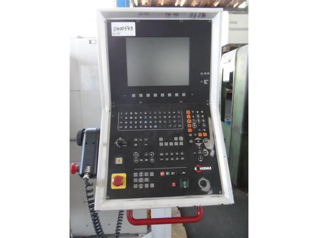 Hermle Fräsmaschine - Universal UWF 851 H - 5