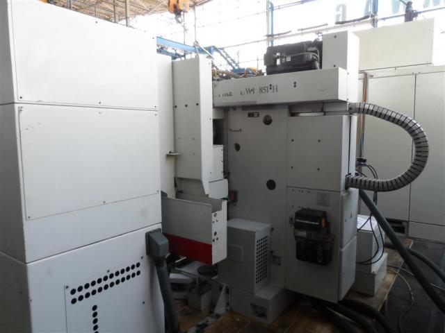 Hermle Fräsmaschine - Universal UWF 851 H - 6