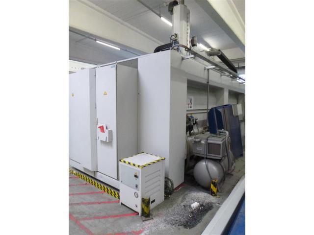 Reichenbacher Hamuel Bearbeitungszentrum - Universal ECO-NT 3610-1K - 6