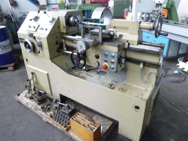 WMW Mikromat  Leit- und Zugspindeldrehmaschine DZFG 200x500 - 1